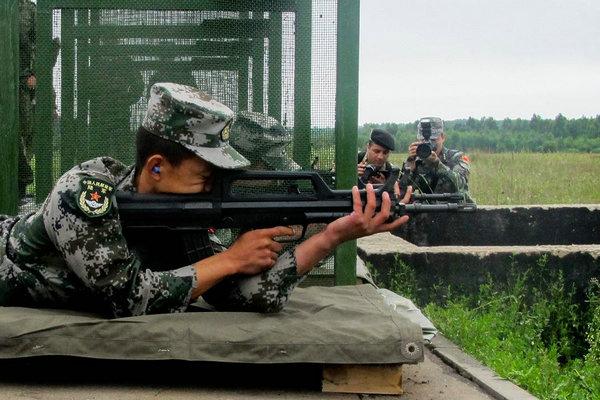 RFID武警枪支管理系统